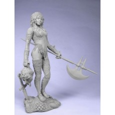 Warrior queen with base. Clearance!