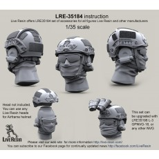 Airframe helmet without helmet cover