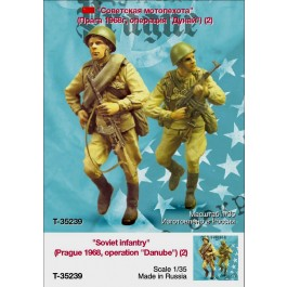 """Soviet infantry"" (Prague 1968, operation ""Danube"") (2)"
