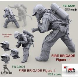 Fire Brigade figure 1