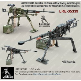 6P60 KORD Russian 12.7mm calibre heavy machine gun on 6T20 tripod with SPP(10P50) 3-6 scope