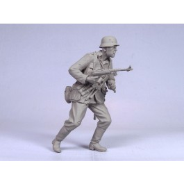 German infantryman №2. Stalingrad 1942. One figure.