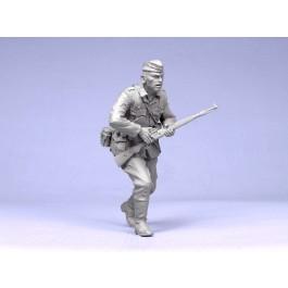 German infantryman №3. Stalingrad 1942. One figure.