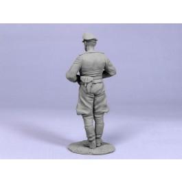 "German tank officer ""Hermann Goring"" Italy 1944.  One figure."