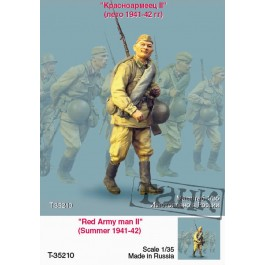 """Red army men II"" (summer 1941-42)"