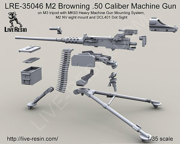 machine gun breakdown