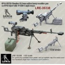 6P60 KORD Russian 12.7mm calibre heavy machine gun on 6T19 bipod with 1PN93-4 night scope