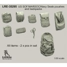 US SOF/MARSOC/Navy Seals poushes and backpacks
