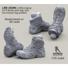 LOWA Zephyr GTX Boots with high and low trouser-leg position