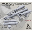 M3 Carl Gustaf Recoilless Rifle - Carl Gustaf M3 MAAWS M3 Multi-role Anti-armor Anti-tank Weapon System (MAAWS)