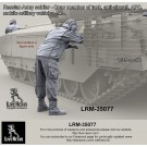 Russian Army soldier - Crew member of tank, anti-aircraft, APC, mobile artillery vehicles 4