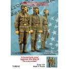 """""""A Soviet tank crew"""" (summer 60s-90s) (3) """"The iron curtain"""""""