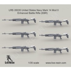 United States Navy Mark 14 Enhanced Battle Rifle (EBR)