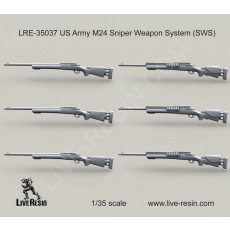 US Army M24 Sniper Weapon System (SWS)