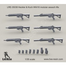 Heckler & Koch HK416 modular assault rifle