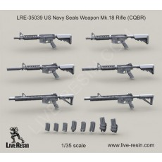 US Navy Seals Weapon Mk.18 Rifle (CQBR)