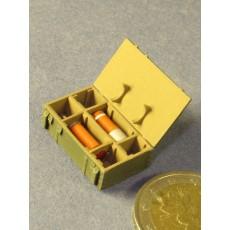 Shell box for 125mm tank ammunition (APDS)