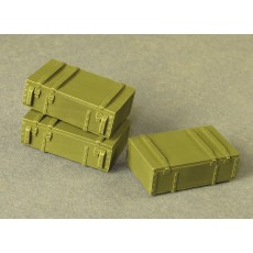 Shell box for 125mm tank ammunition (for Russian tanks)