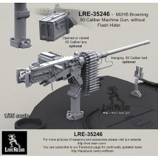 M2HB Browning .50 Caliber Machine Gun TANK version WWII - Korean War - Vietnam War - Cold War period