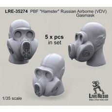 "PBF ""Hamster"" Russian Airborne (VDV) Gasmask"