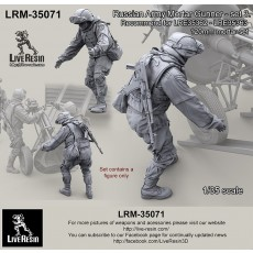 Russian Army Mortar Gunner set 3. For LRE35362 - LRE35363 120mm mortar set