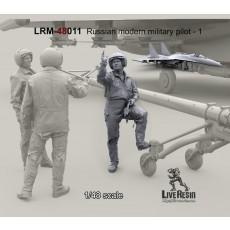 Russian modern military pilot - 1