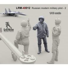 Russian modern military pilot - 2