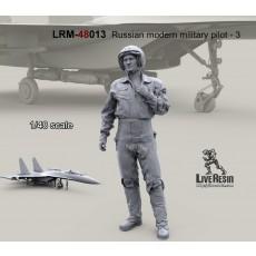 Russian modern military pilot - 3