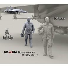 Russian modern military pilot - 4