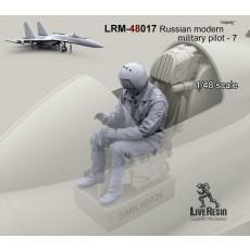 Russian modern military pilot - 7