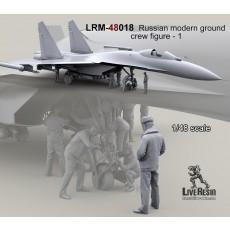 Russian Modern avia ground crew - 1