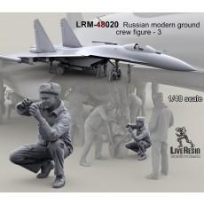 Russian Modern avia ground crew - 3