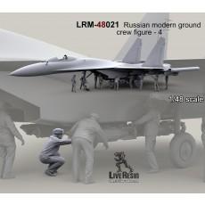 Russian Modern avia ground crew - 4