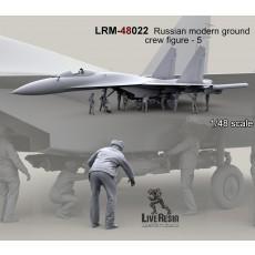 Russian Modern avia ground crew - 5