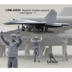 Russian Modern avia ground crew - 7