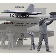 Russian Modern avia ground crew - 8
