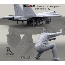 Russian Modern avia ground crew - 12