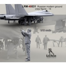 Russian Modern avia ground crew - 14