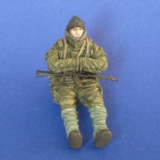 The modern Russian soldier