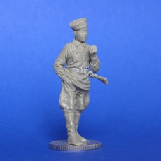 "The Russian young guerrilla, "" son a shelf ""   WW2"