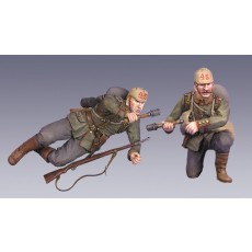 The German soldier  WWI 2 figures