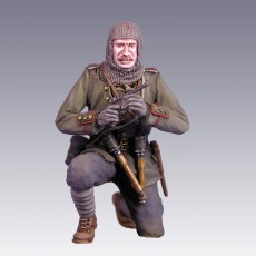 The German soldier  WWI