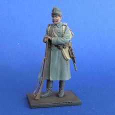 The Austro-Hungarian soldier WWI