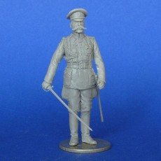 The Russian senior officer WWI