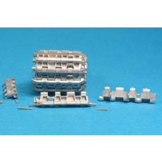 High quality workable metal tracks for Pz.Kpfw.VI Tiger Initial