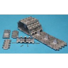 High quality workable metal tracks  T-34-85 M1943