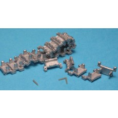 High quality workable metal tracks and drive sprockets  BMP-2