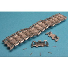 High quality workable metal tracks and drive sprockets PT-76, BTR-50