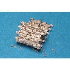 High quality workable metal tracks T-72 RMSh