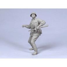 Soviet infantryman 1942. One figure.